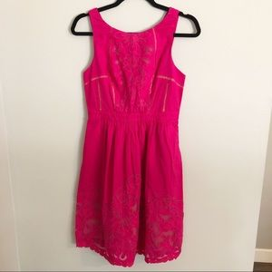 Anthropologie Moulinette Soeurs Rhododendron Dress